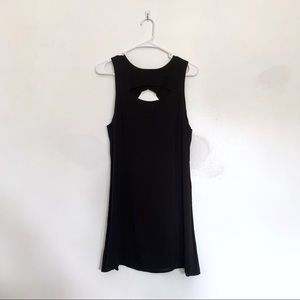 Cooperative Black Dress from Urban Outfitters